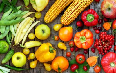 Eat the rainbow- Adding color to your plate adds essential nutrients to your diet