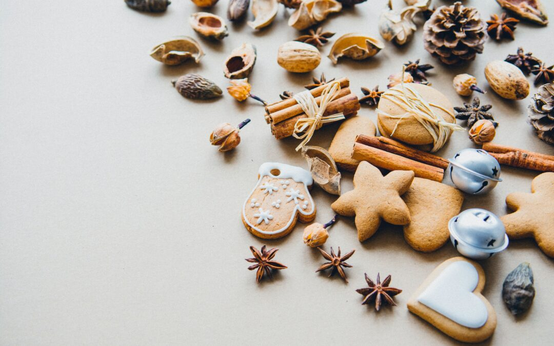 Healthy Holiday Desserts