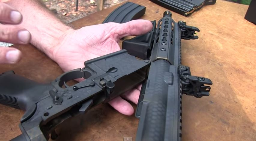 Signature Manufacturing 300 Blackout AR Pistol