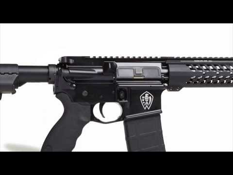 American Spirit Arms SPR Rifle Overview