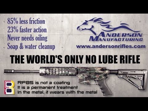 Anderson Manufacturing Facility Tour
