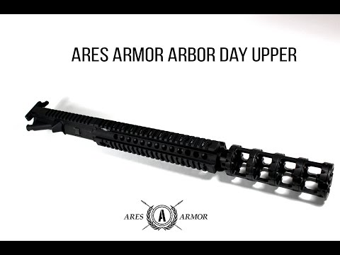 Ares Arbor Day Upper Receiver