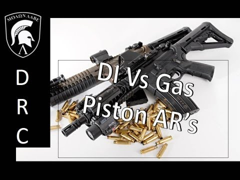 Direct Impingement vs Gas Piston