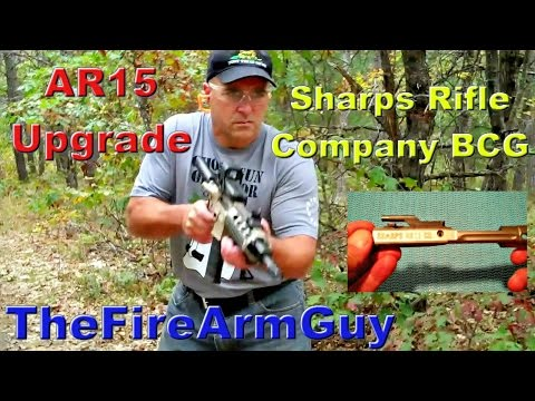 Sharps Rifle Company BCG