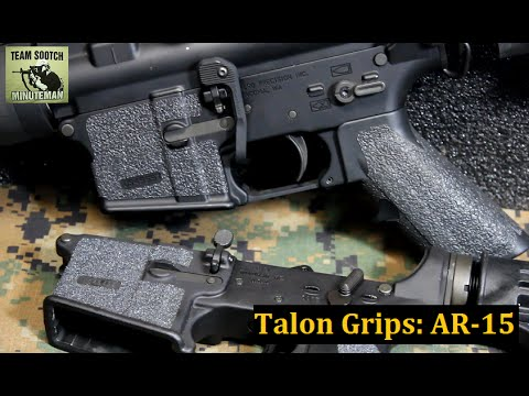 Talon Grips for AR-15
