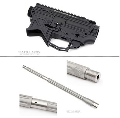Battle Arms Receiver and Barrel Giveaway