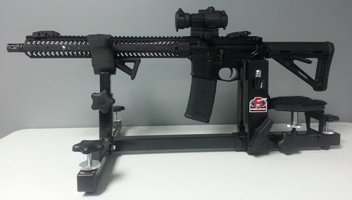 Kavod KVD-15 with Aimpoint PRO