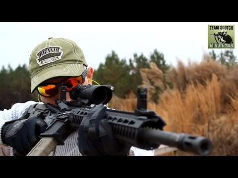 Magpul MBUS Pro Offset Sights for AR-15
