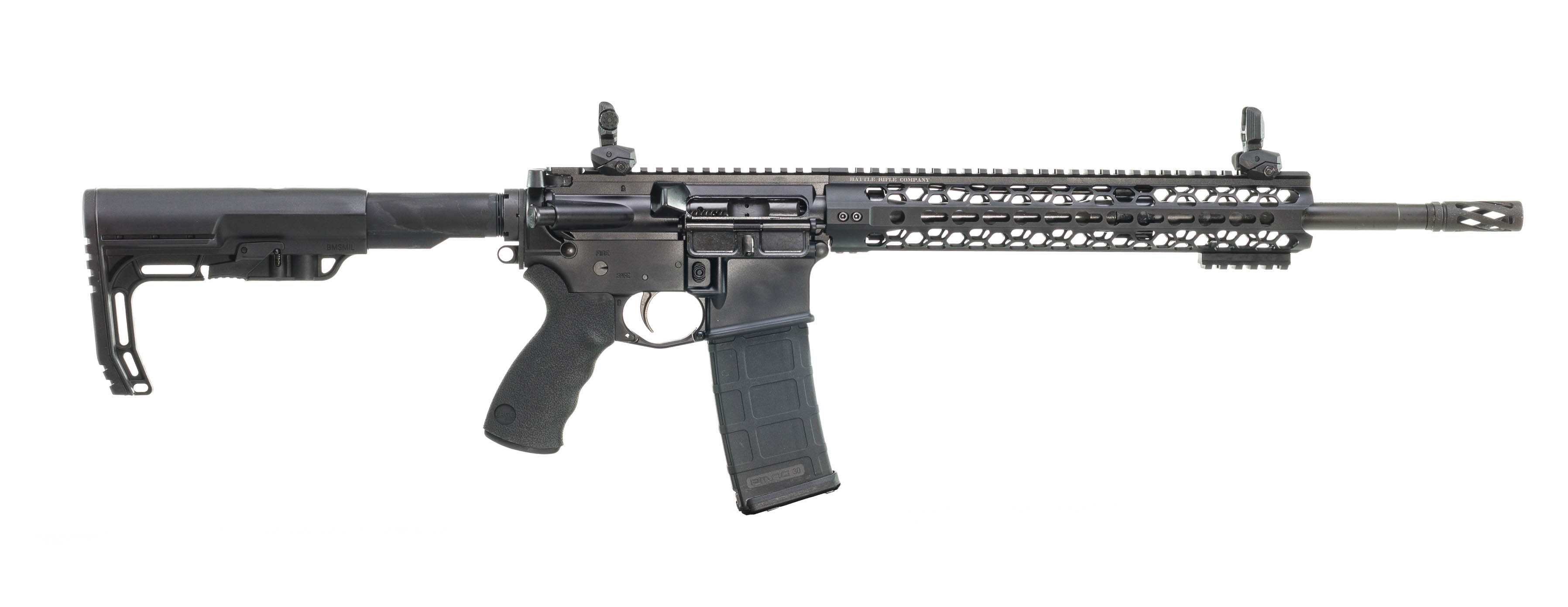 Battle Rifle BR4 Odin Rifle with HEXRail