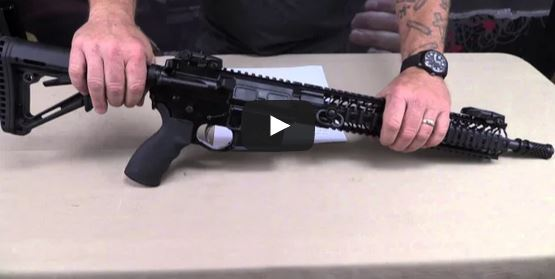 Spikes Tactical Pure Estrogen Mid-Length Rifle