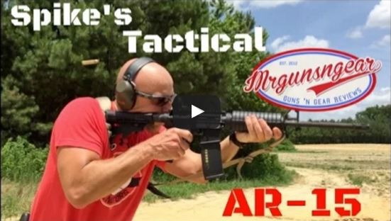 Spikes Tactical ST-15 16 M4 LE Carbine Review