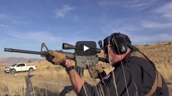 Ruger AR-556 Rifle Review