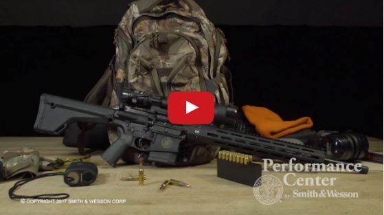 Smith Wesson Performance Center MP10 in 6 5 Creedmoor