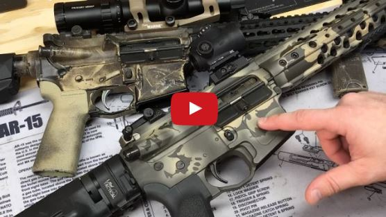 Billet vs Forged AR-15 Receivers