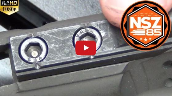 AR-15 Bolt Carrier Group Gas Key Installation & Staking