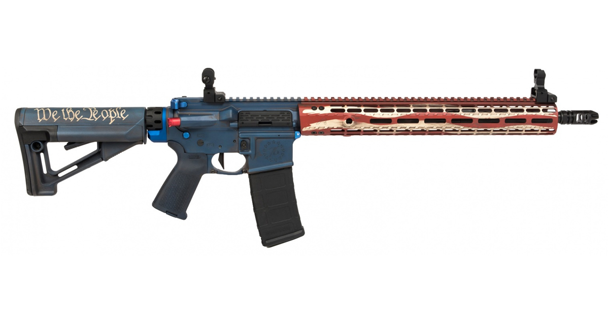 Aero Precision July Rifle