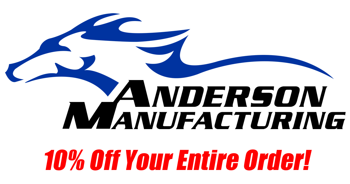 Anderson Manufacturing Discount