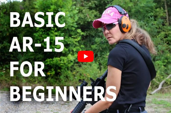 AR-15 Rifles for Beginners