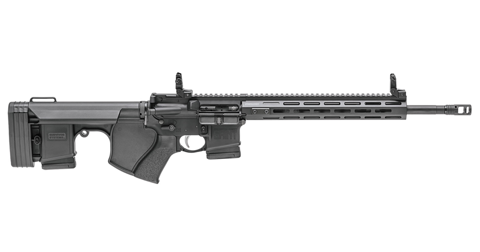 California-Compliant Springfield Armory SAINT with Free Float Handguard