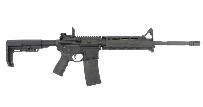 Stag 15 Minimalist Rifle with Mission First Tactical Furniture and Accessories
