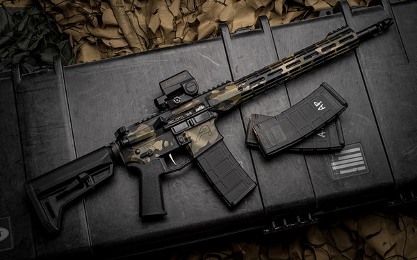 Aero Precision June AR-15 Rifle Giveaway