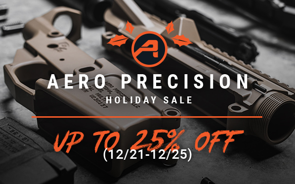 Aero Precision Holiday Sale