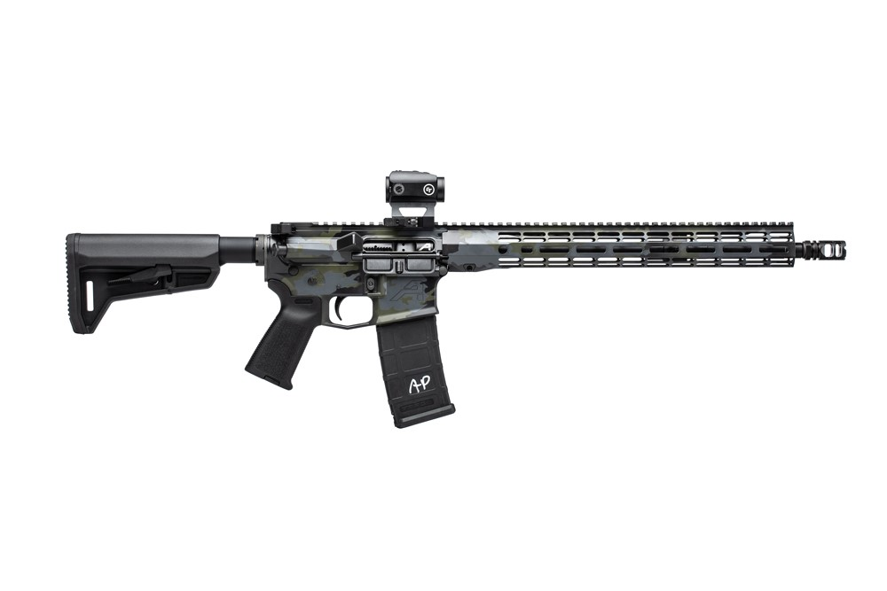 Aero Precision AR-15 Rifle Giveaway AR-15 Rifle with Urban Decay Cerakote Finish