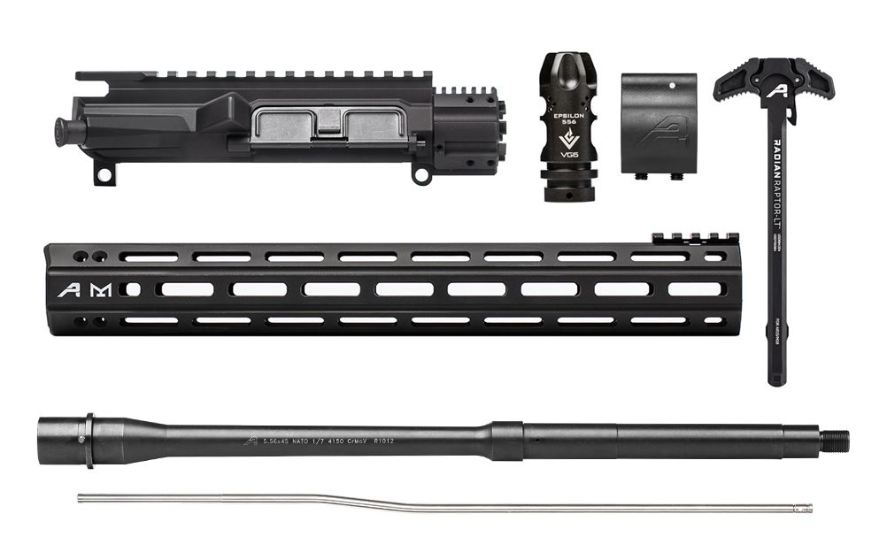 Aero Precision M4E1 Upper Build Kit