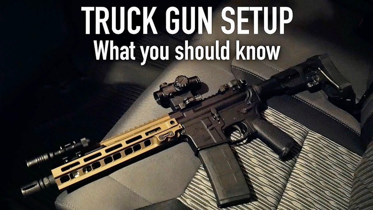 Ultimate Truck Gun Build