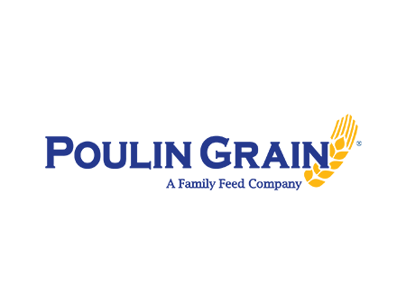 Poulin Grain Logo