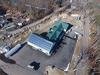 Arial View of Southridge Farm