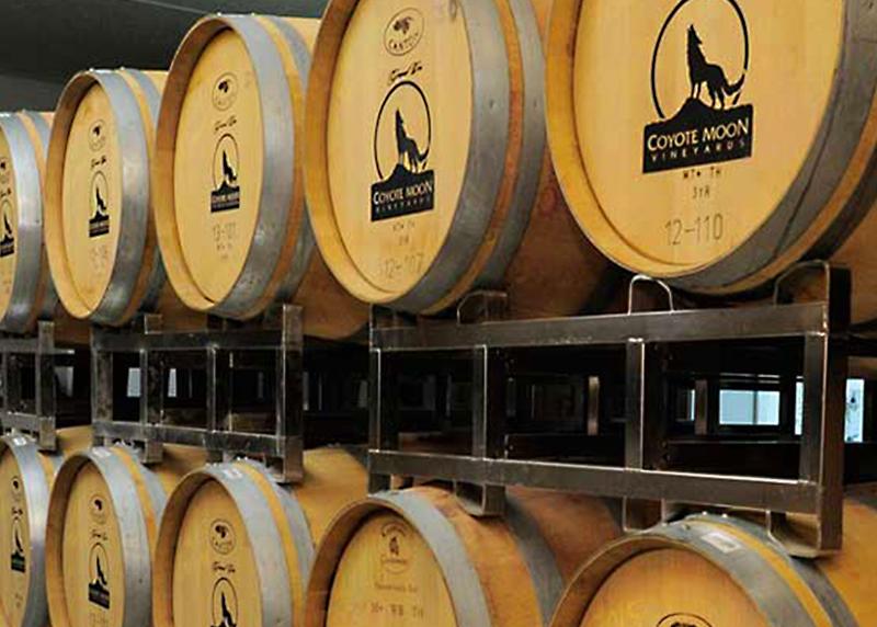 Coyote Moon You Pick Wine Club