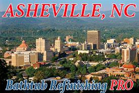 Asheville Bathtub Resurfacing