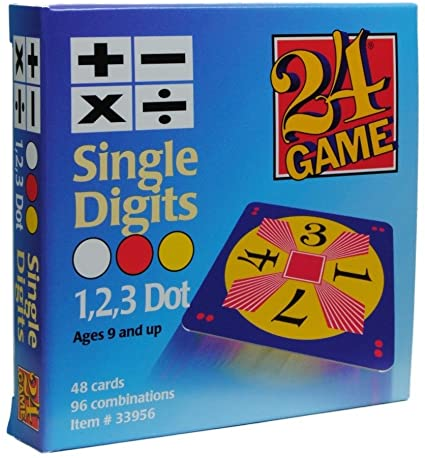 Image shows game box of 24 game.