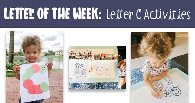 Letter of the Week: Letter C
