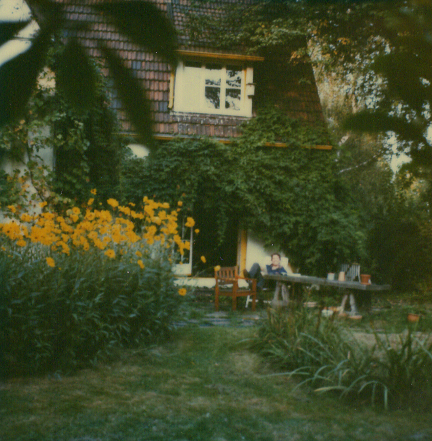 My apartment in Gelsenkirchen Buer circa 1999