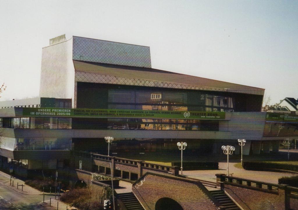 The Bonn Opera House - Theater Bonn