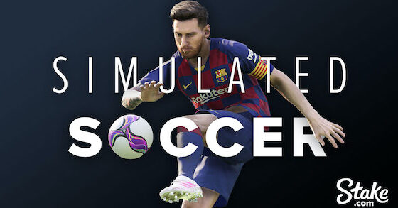 Simulated soccer