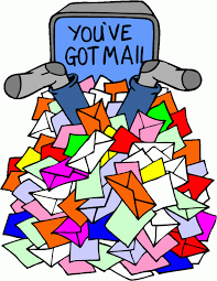 More Than 600 Unread Emails