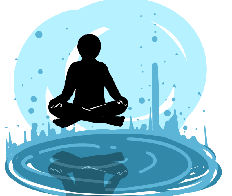 Floating, Meditation, and Mindfulness