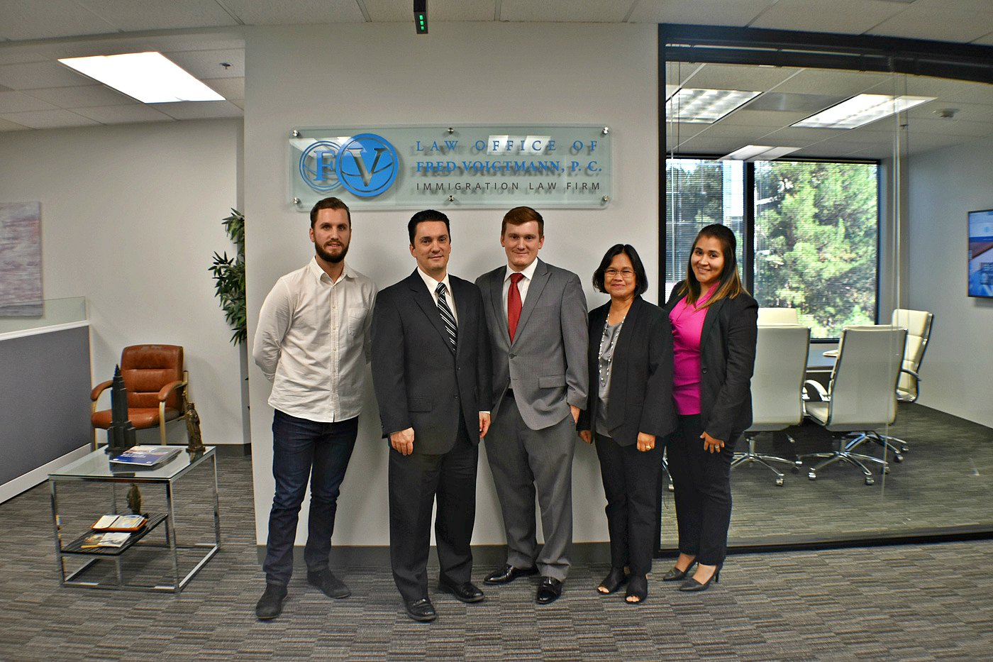 Staff Law Office of Fred Voigtmann in CA