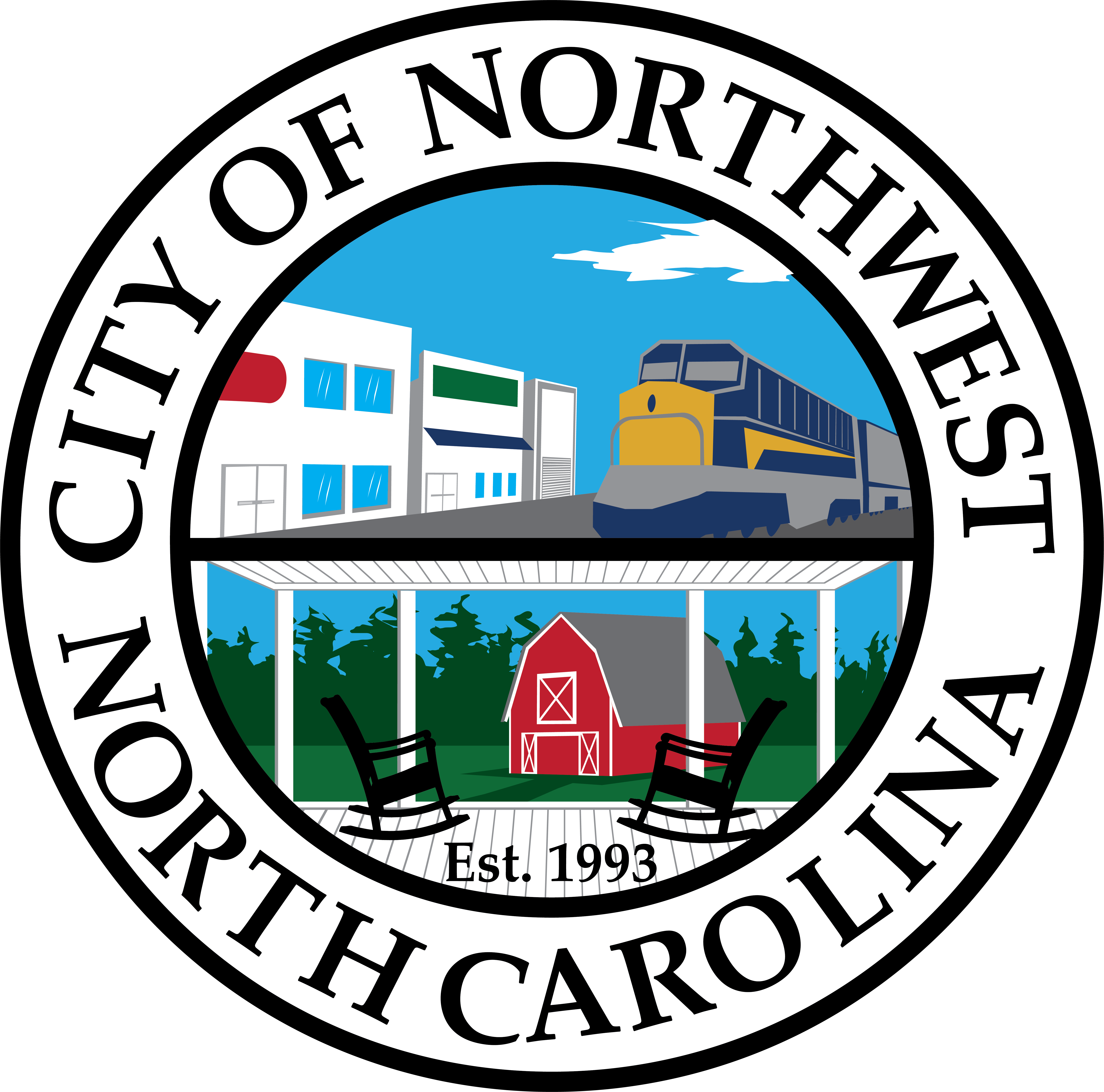 City of Northwest City Seal