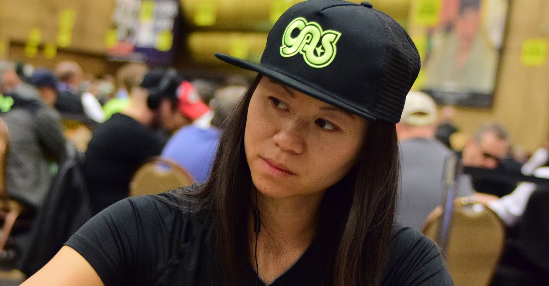 Christina Kwan - Poker Player