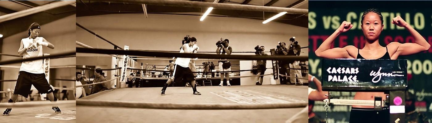 Christina Kwan - Boxing Champion