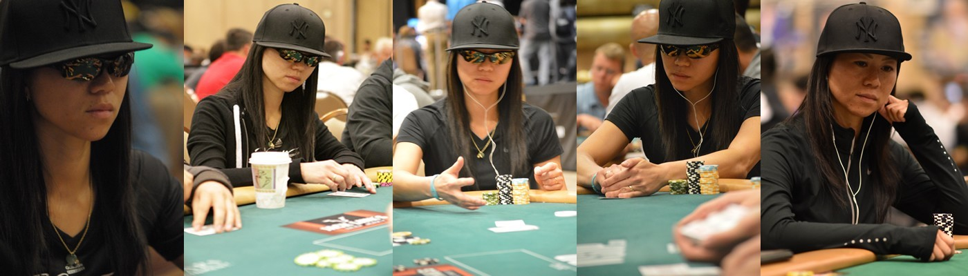 Christina Kwan - World Series of Poker