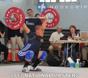2013 National Masters