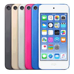 Apple iPod Touch 6th gen