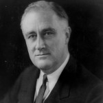 FDR has the distinction of being the only U.S. President to serve more than two terms of office.