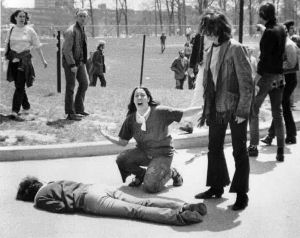 Kent State stands as a rallying point for those that fear a tyrannical government.