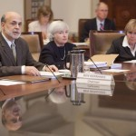 As you can see, Yellen won't be relocating very far when she takes over in January.